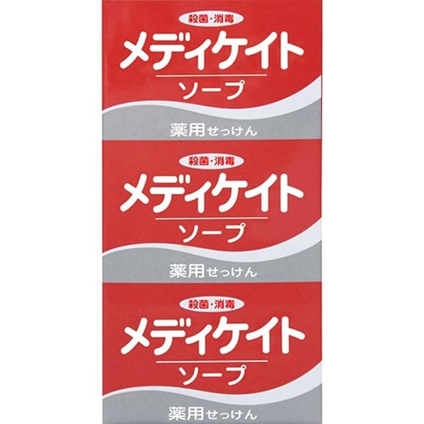 コース項目ランドリー薬用メディケイトソープ 100g×3個入 [医薬部外品]