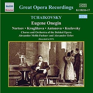 Tchaikovsky: Eugene Onegin (Bolshoi Opera)