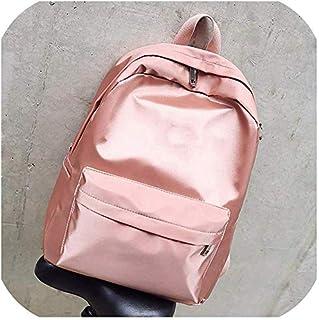 Casual Women Backpack Soft Fabric Backpacks Girls School Bags Travel Backpack,Gold,40cm x 30cm x 13cm-Gold-40cmx30cmx13cm