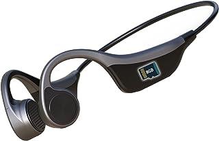 $36 » Sponsored Ad - Bone Conduction Headphones Bluetooth 5.0 Wireless Open Ear Headhset with Mic Built in 8GB Memory Waterproof...