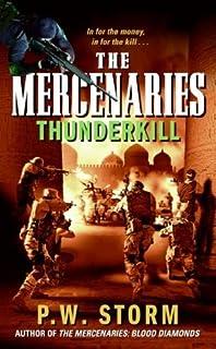 The Mercenaries: Thunderkill (English Edition)