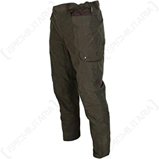 0a0c907859cb2 Percussion Normandie Tapered Hunting Trousers