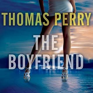 The Boyfriend audiobook cover art