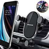 UNBREAKcable Car Phone Holder [2-in-1], Gravity Auto Lock Cell Phone Mount for Air