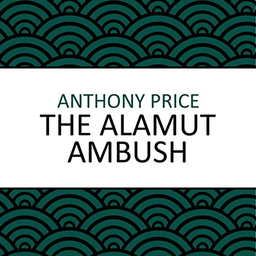 The Alamut Ambush audiobook cover art