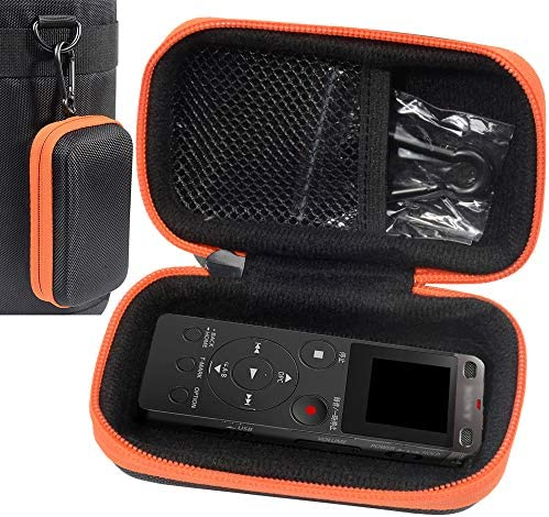 Digital Voice Recorder Case for Sony ICDUX560BLK Yemenren Voice Recorder Yemenren 8GB eBoTrade product image