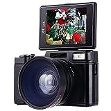 Kamera Camcorder, Besteker 1080p Full-HD-Camcorder Besteker 24,0MP Videokamera LCD 3,0...