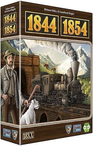 solo cómpralo 1844 54 Switzerland and Austria Board Game by by by Mayfair Games  Centro comercial profesional integrado en línea.