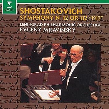 """Shostakovich: Symphony No. 12, Op. 112 """"1917"""" (Live at Leningrad, 1984)"""