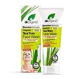 Dr. Organic Gel Limpiador Facial Arbol Del Te 200 ml 200 ml