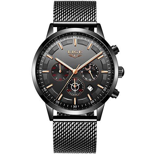 La montre homme Lige