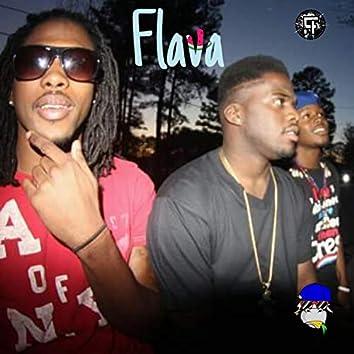 Flava (feat. Tsunami & Yung CAF)