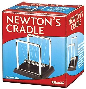Toysmith Newton s Cradle Physics Toy