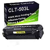 Cartuccia toner compatibile ad alta resa CLT-503L (CLT-Y503L) per stampanti Samsung ProXpress SL-C3010DW SL-C3010ND SL-C3060FR SL-C3060FW SL-C3060ND
