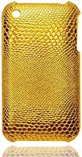 KATINKAS 6002371 Hard Cover Case for Apple iPhone 3G - Chameleon - 1 Pack - Retail Packaging - Gold