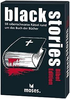 Moses 108306 Kartenspiel, Black
