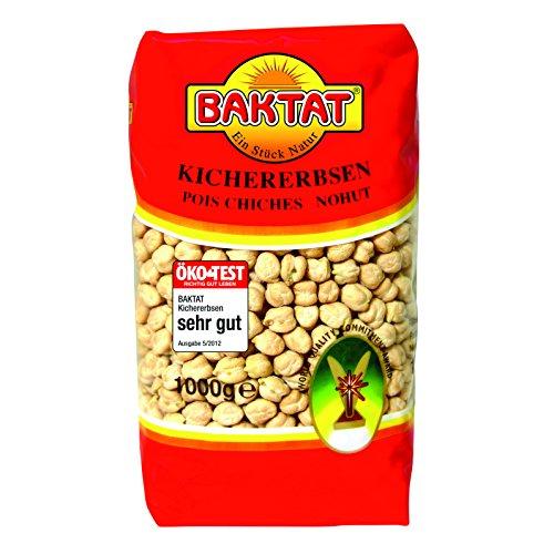 SUNTAT Kichererbsen , 1er Pack (1 x 1 kg Packung)