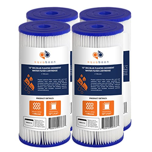 10 x 4 1 2 water filter - 9