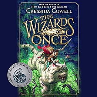 The Wizards of Once                   By:                                                                                                                                 Cressida Cowell                               Narrated by:                                                                                                                                 David Tennant                      Length: 5 hrs and 56 mins     1,307 ratings     Overall 4.4