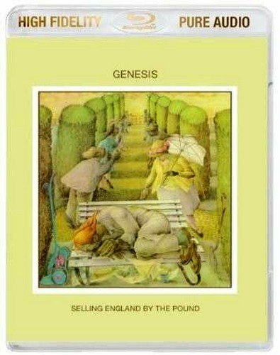 Genesis - Selling England By The Pound(BRD audio) [Blu-ray]