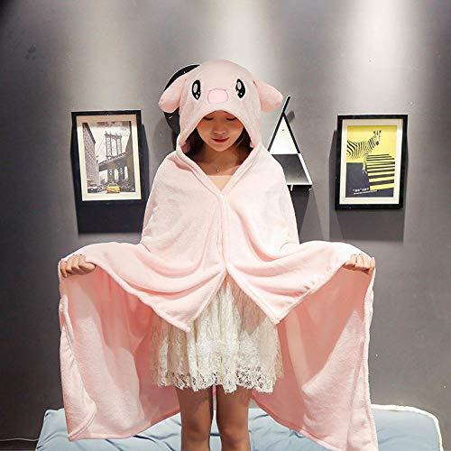 niet Dekens Gewogen Deken Beste Dekens bedlinings Sjaal pyjama buiten cape met capuchon kinderen
