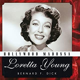 Hollywood Madonna: Loretta Young (Hollywood Legends) audiobook cover art