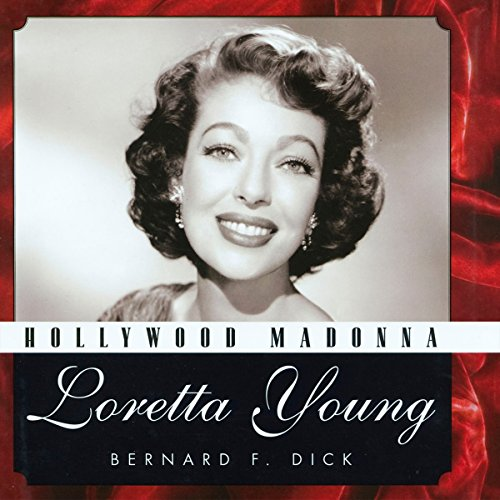 Hollywood Madonna: Loretta Young (Hollywood Legends) cover art
