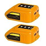 Bslite DCB090 12V/20V Max USB Power Source...