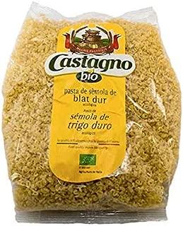 Sopa de Letras Trigo Duro ECO Castagno 500g