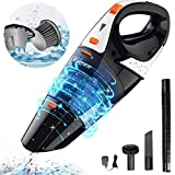 Best Hand Held Cordless Vacuums - Hikeren Handheld Vacuum, Hand Vacuum Cordless with High Review