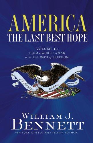 AMERICA: THE LAST BEST HOPE VOL. 2