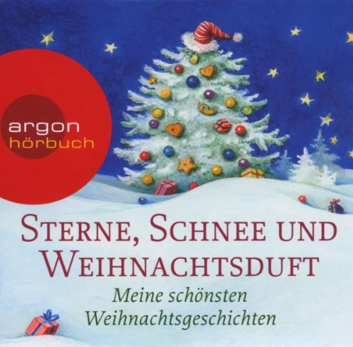 Sterne,Schnee Und Weihnachtsd