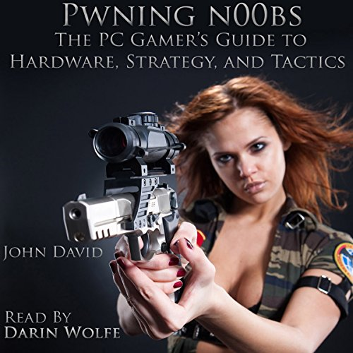 Pwning N00bs audiobook cover art