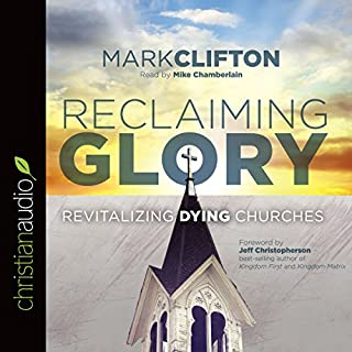 Reclaiming Glory audiobook cover art