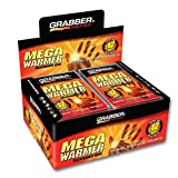 Grabber Mega Warmers, 12+ Hours Maximum Heat- 30 Count