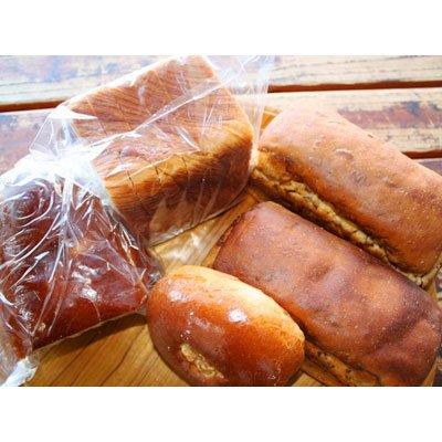 【十勝ブランド認証品】あさひや十勝の贅沢セット 4種類のふんわりパンが計10個 5セット