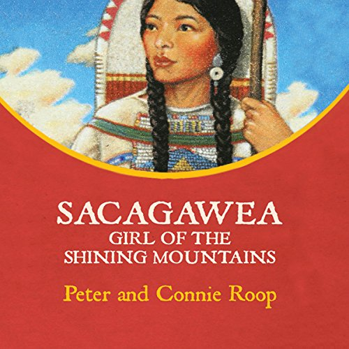 Sacagawea audiobook cover art