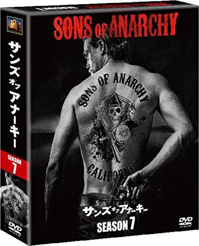 Charlie Hunnam - Sons Of Anarchy Season 7 (7 Dvd) [Edizione: Giappone]
