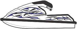 Kawasaki 650 SX Tribal Blades Graphic Kit