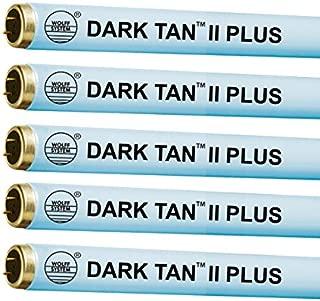 Wolff Dark Tan II Plus F71 100W Bi Pin Tanning Lamp (16)