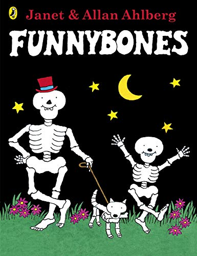 Funnybones: 40th Anniversary Edition with a glow-in-the-dark cover