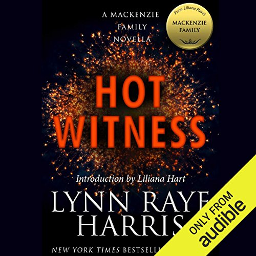 Hot Witness     A MacKenzie Family Novella              De :                                                                                                                                 Lynn Raye Harris                               Lu par :                                                                                                                                 Aiden Snow                      Durée : 2 h et 39 min     Pas de notations     Global 0,0