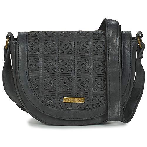Rip Curl Palm Springs Handbag Bandolera Mujeres Negro - única - Bandolera
