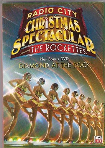 Radio City Christmas Spectacular Starring The Rockettes - 2 DVD Set (with bonus 'Diamond At the Rock' DVD)
