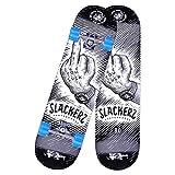 Skateboard De 32 Pulgadas Completo Longboard Double Kick Skate Board Cruiser Para Principiantes, Con Ruedas LED y Rodamiento De Giro Alto ABEC-7, Para JóVenes, Adolescentes, NiñAs Y NiñOs,Finger