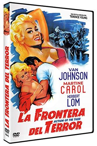 La Frontera del Terror DVD 1957 Action of the Tiger