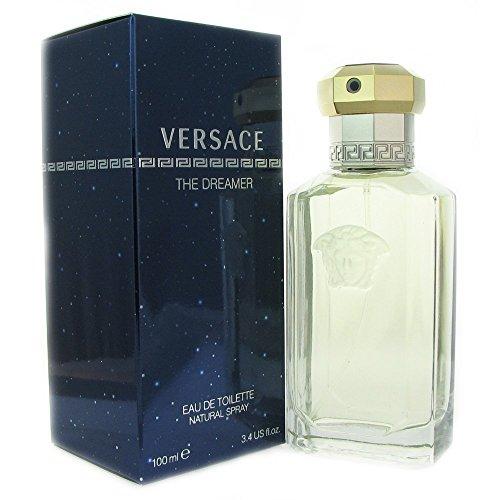 Price comparison product image Versace Dreamer Edt Spray For Frgmen 3.4 OZ