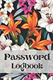 """password logbook: password book for men, wtf is my password book to keep all your password information together & secure, size 6"""" x 9"""",110 quality ... Black Friday Cyber Monday Christmas birthday"""