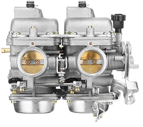 Reemplazar el carburador del motor Parte de accesorios de coches Rebel CA CMX 250 C CMX250 CA250 filtro del carburador doble Carb Ensamblado de combustible multifunción portátil carburador Carb Kit 10