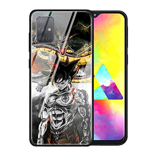 Carcasa de cristal templado para Samsung Galaxy S10 S20 S10e S8 S9...
